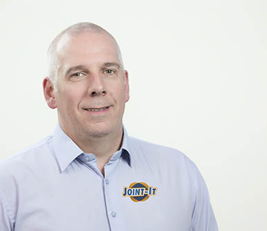 Kenny Walsh, sales manager south wales/ south west