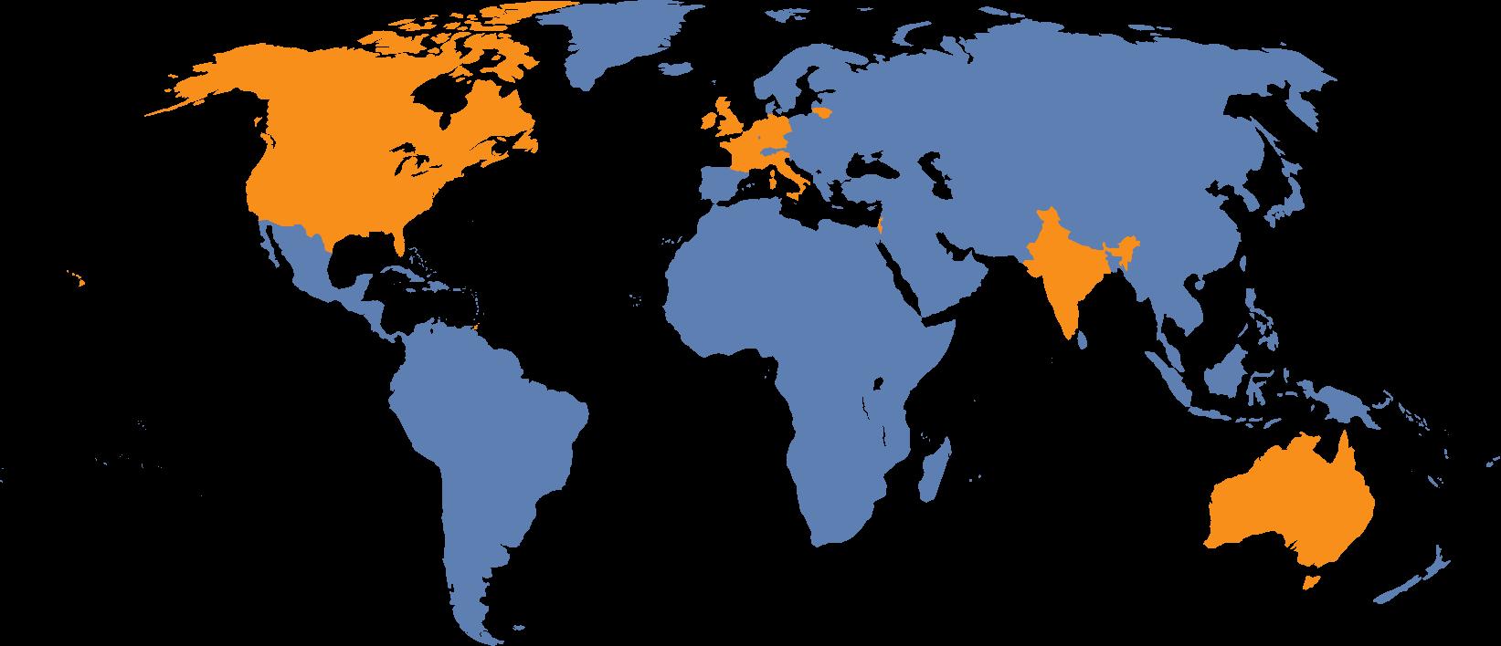 joint it supplier locations worldwide